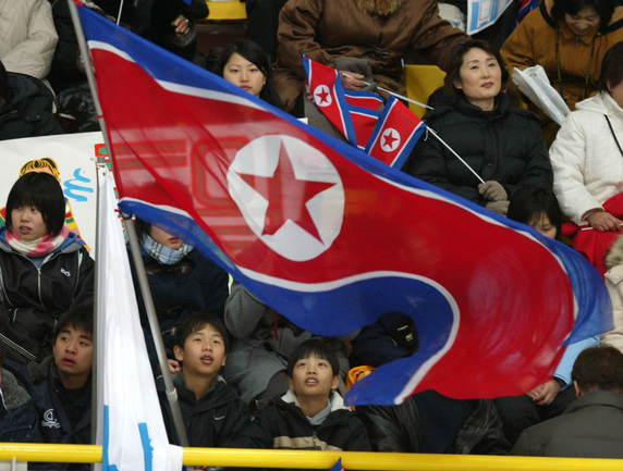 Северокорейские зрители, похоже, мечтают вживую наблюдать за матчами КХЛ. Фото REUTERS Фото Reuters