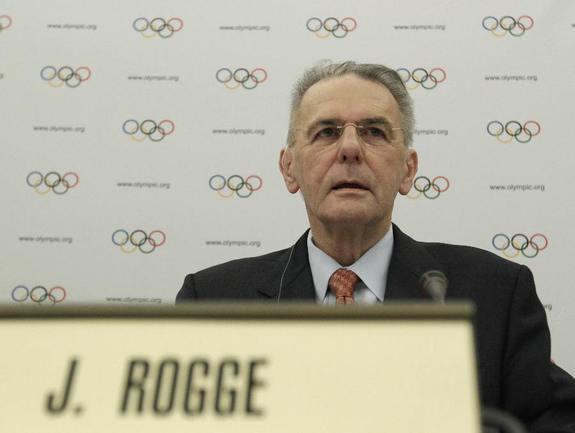 Президент Международного олимпийского комитета Жак РОГГЕ. Фото REUTERS Фото Reuters