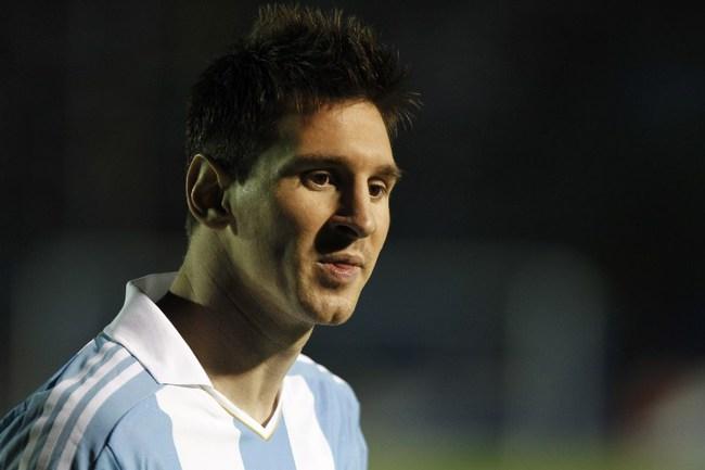 Капитан сборной Аргентины Лионель МЕССИ. Фото REUTERS Фото Reuters