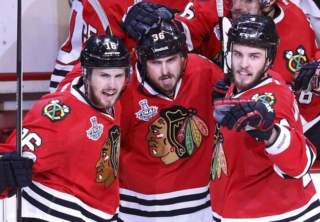 """""""Чикаго"""" выиграл пятый матч у """"Бостона"""" Фото Reuters"""