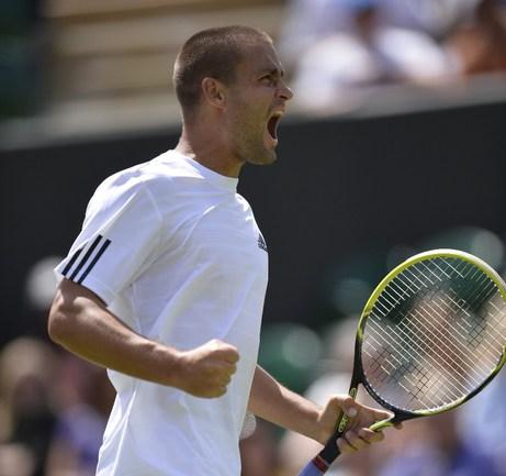 Российский теннисист Михаил ЮЖНЫЙ. Фото AFP Фото AFP
