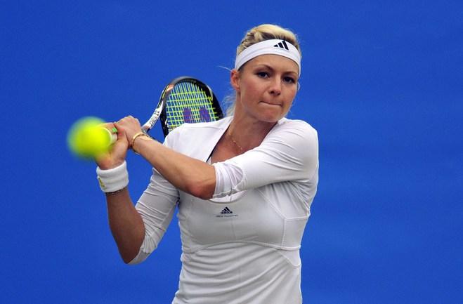 Российская теннисистка Мария КИРИЛЕНКО. Фото AFP Фото AFP