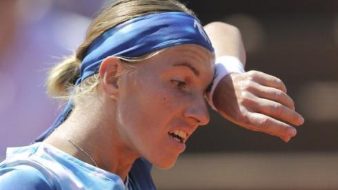 Светлана Кузнецова поднялась на одну позицию в рейтинге WTA