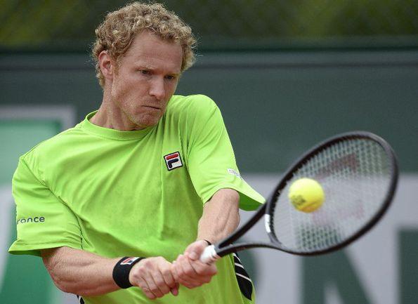 Российский теннисист Дмитрий ТУРСУНОВ. Фото AFP Фото AFP