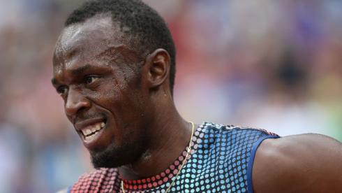 Шестикратный олимпийский чемпион Усэйн БОЛТ. Фото AFP Фото AFP