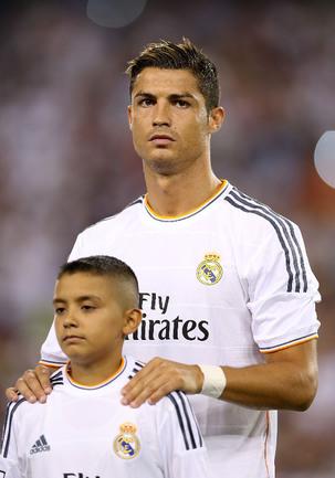 """Нападающий """"Реала"""" Криштиану РОНАЛДУ. Фото AFP Фото AFP"""