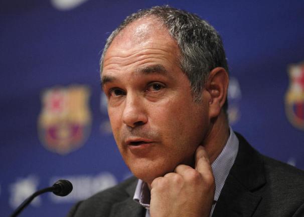 "Спортивный директор ""Барселоны"" Андони СУБИСАРРЕТА. Фото REUTERS Фото Reuters"