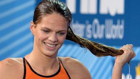 Чемпионка мира по плаванию Юлия ЕФИМОВА. Фото AFP Фото AFP