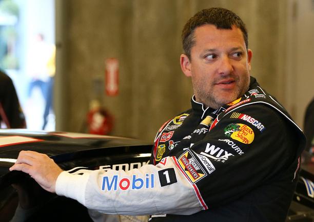 Трехкратный чемпион NASCAR Тони СТЮАРТ. Фото AFP Фото AFP