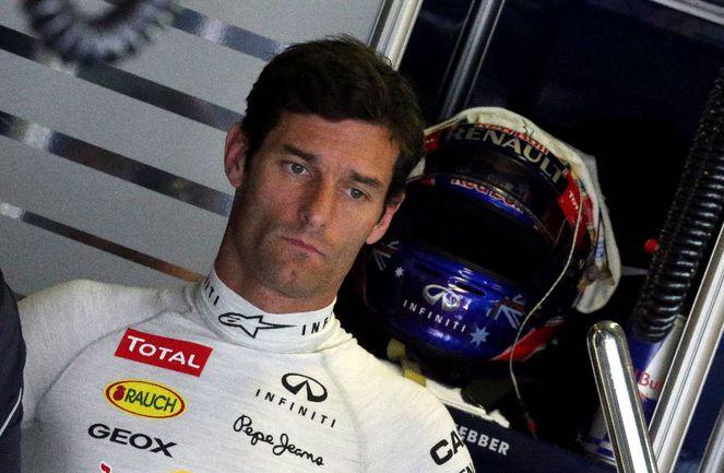 """Пилот """"Формулы-1"""" Марк УЭББЕР. Фото AFP Фото AFP"""