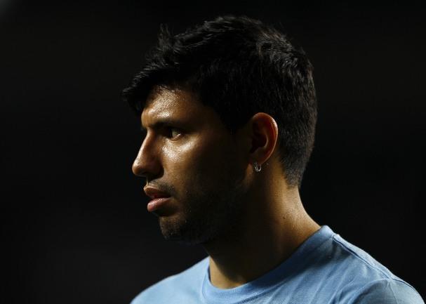 """Аргентинский форвард """"Манчестер Сити"""" Серхио АГУЭРО. Фото REUTERS Фото Reuters"""