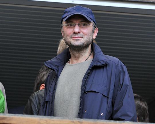 "Владелец ""Анжи"" Сулейман КЕРИМОВ. Фото Алексея ИВАНОВА, ""СЭ"" Фото «СЭ»"