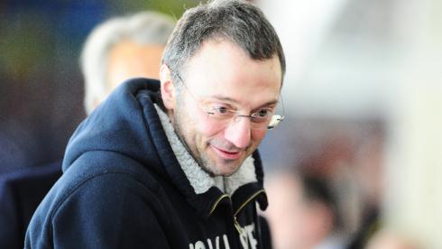 Сулейман КЕРИМОВ. Фото Антона СЕРГИЕНКО Фото «СЭ»