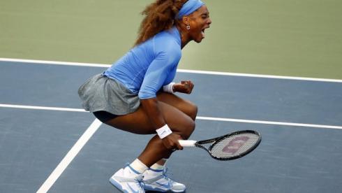 Американская теннисистка Серена УИЛЬЯМС. Фото REUTERS Фото Reuters