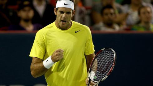 Аргентинский теннисист Хуан Мартин ДЕЛЬ ПОТРО. Фото REUTERS Фото Reuters
