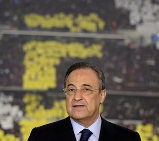 """Президент """"Реала"""" Флорентино ПЕРЕС. Фото AFP Фото AFP"""