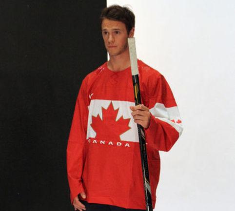 Сборная Канады на Олимпиаде в Сочи выступит в новой форме Фото «СЭ»
