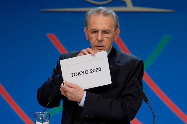 Олимпиада-2020 пройдет в Токио Фото «СЭ»