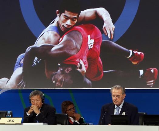 Борьба включена в программу Олимпиады-2020 Фото «СЭ»
