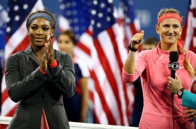 Серена Уильямс - победительница US Open-2013: лучшие кадры Фото «СЭ»