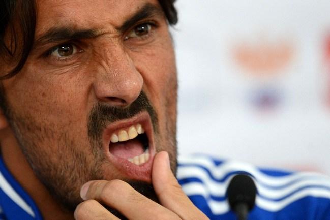 Вратарь сборной Израиля Дуду АВАТ. Фото AFP Фото AFP