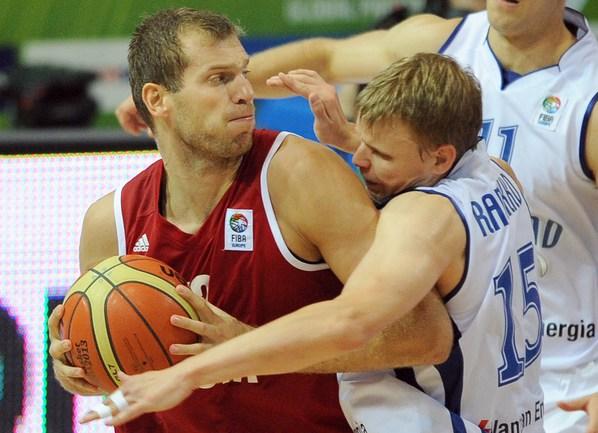 Капитан сборной России Сергей МОНЯ. Фото AFP Фото AFP