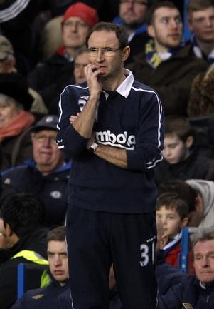 Главный тренер сборной Северной Ирландии Мартин О'НИЛ. Фото REUTERS Фото Reuters