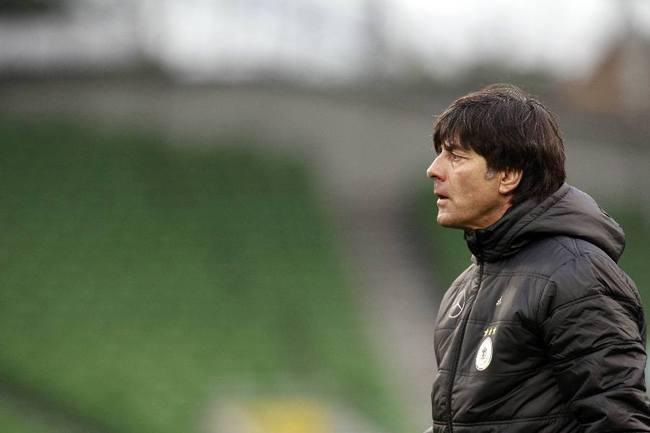 Главный тренер сборной Германии Йоахим ЛЕВ. Фото REUTERS Фото Reuters