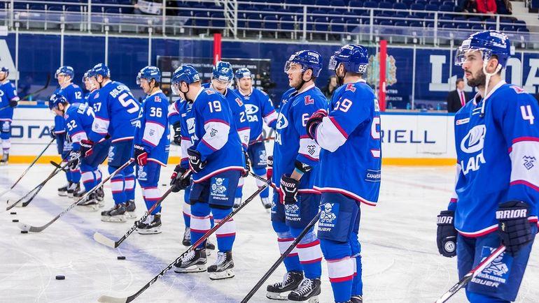 """""""Лада"""" продолжит выступление в КХЛ в следующем сезоне. Фото ХК """"Лада"""""""