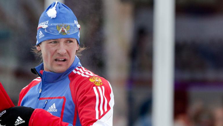 Дмитрий ЯРОШЕНКО. Фото Евгений ТУМАШОВ, Союз биатлонистов России