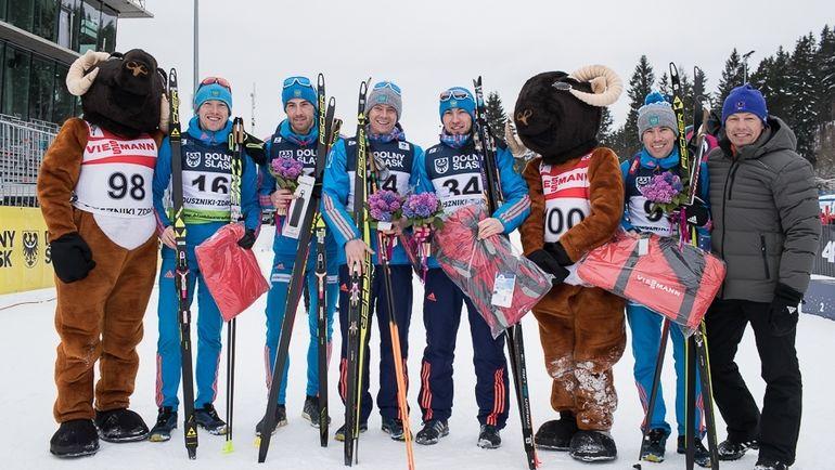 Сразу пять россиян вошли в первую шестерку. Фото СБР