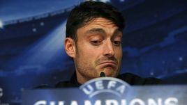 """Альберто РИЕРА играл за """"Ливерпуль"""", а теперь может оказаться в """"Томи""""."""