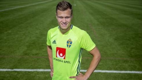 Лучший игрок Швеции для Шалимова
