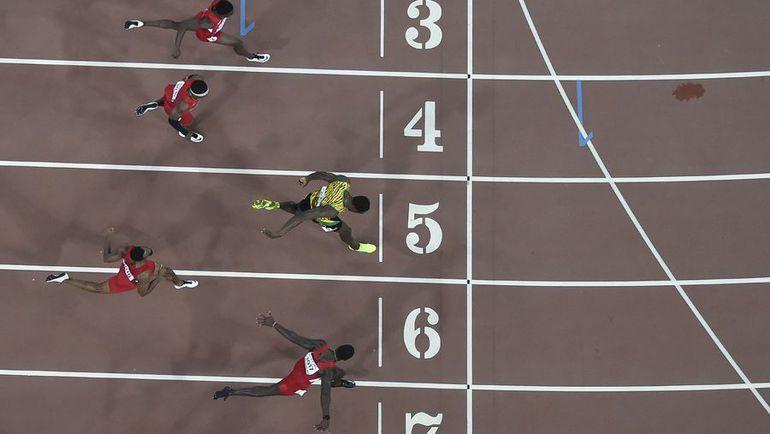 Усэйн БОЛТ - самый быстрый человек планеты. Фото AFP