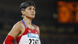 Татьяна ЛЕБЕДЕВА на Олимпиаде в Пекине.