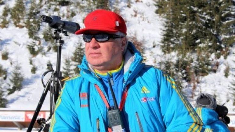 Владимир БРЫНЗАК. Фото biathlonworld.com.ua