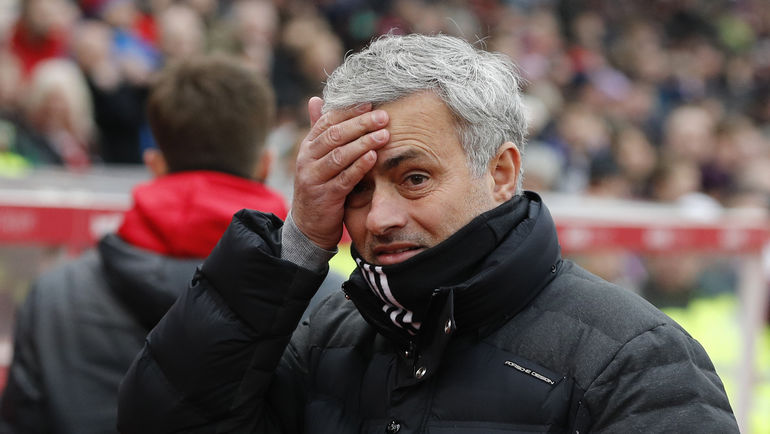 """Сможет ли Жозе МОУРИНЬЮ добиться значимых успехов с """"Манчестер Юнайтед""""? Фото REUTERS"""