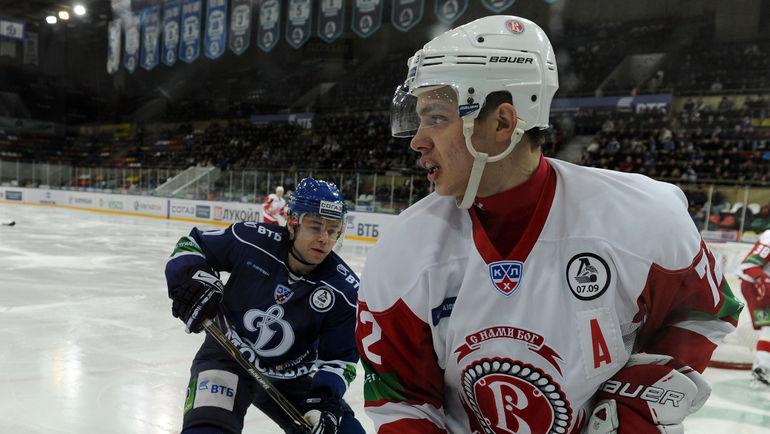 Артемий ПАНАРИН (справа). Фото Никита УСПЕНСКИЙ, «СЭ»
