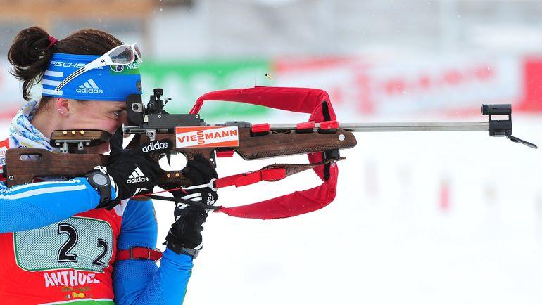 Светлана СЛЕПЦОВА. Фото AFP