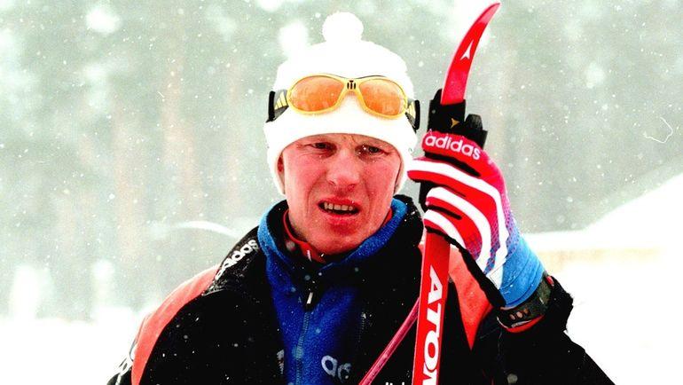 Сергей ЧЕПИКОВ в 1997 году. Фото Юрий ШИРОКОГОРОВ, «СЭ»