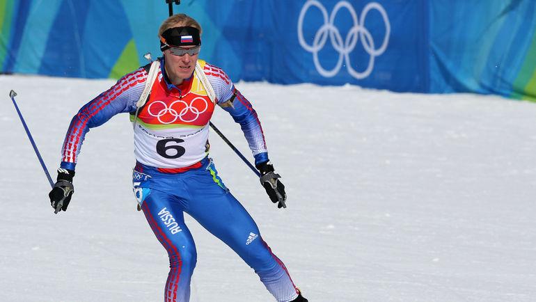 Сергей ЧЕПИКОВ на Олимпиаде в Турине. Фото AFP