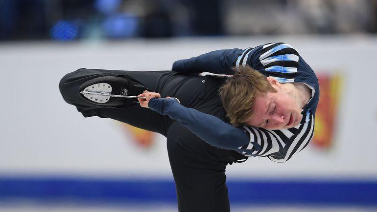 Александр САМАРИН. Фото AFP