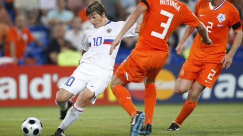 Сборная России сыграет во второй лиге с Голландией, Исландией и Уэльсом