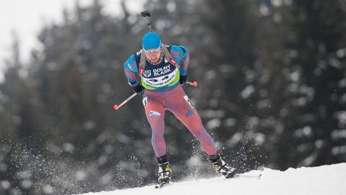 Лыжня в Хохфильцен: Логинов стал чемпионом Европы
