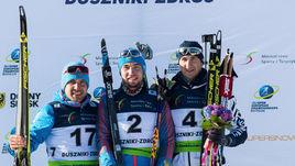 Суббота. Евгений ГАРАНИЧЕВ, Александр ЛОГИНОВ и Андрей РАСТОРГУЕВ (слева направо).
