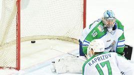 """Воскресенье. Череповец. """"Северсталь"""" - """"Салават Юлаев"""" - 3:2 ОТ. Уфимская команда потерпела седьмое поражение подряд."""