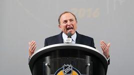 Комиссар НХЛ Гэри БЭТТМЕН вновь угрожает неучастием игроков его лиги в Олимпиаде.