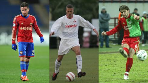 Иванович и еще 9 самых важных сербов в нашем футболе