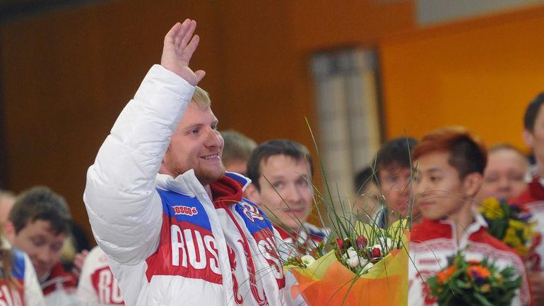 Дмитрий ТРУНЕНКОВ. Фото Татьяна ДОРОГУТИНА