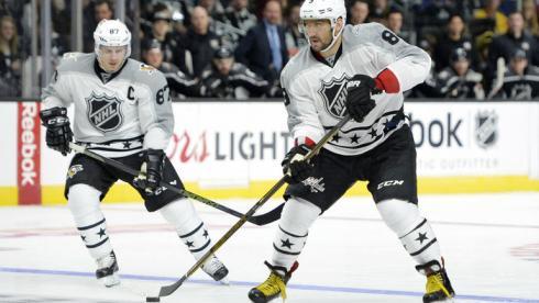 Лучшие игроки в истории НХЛ: Гретцки - первый, Кросби - 16-й, Овечкин - 17-й